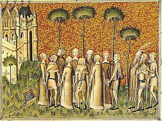 Danse médiévale - Carole